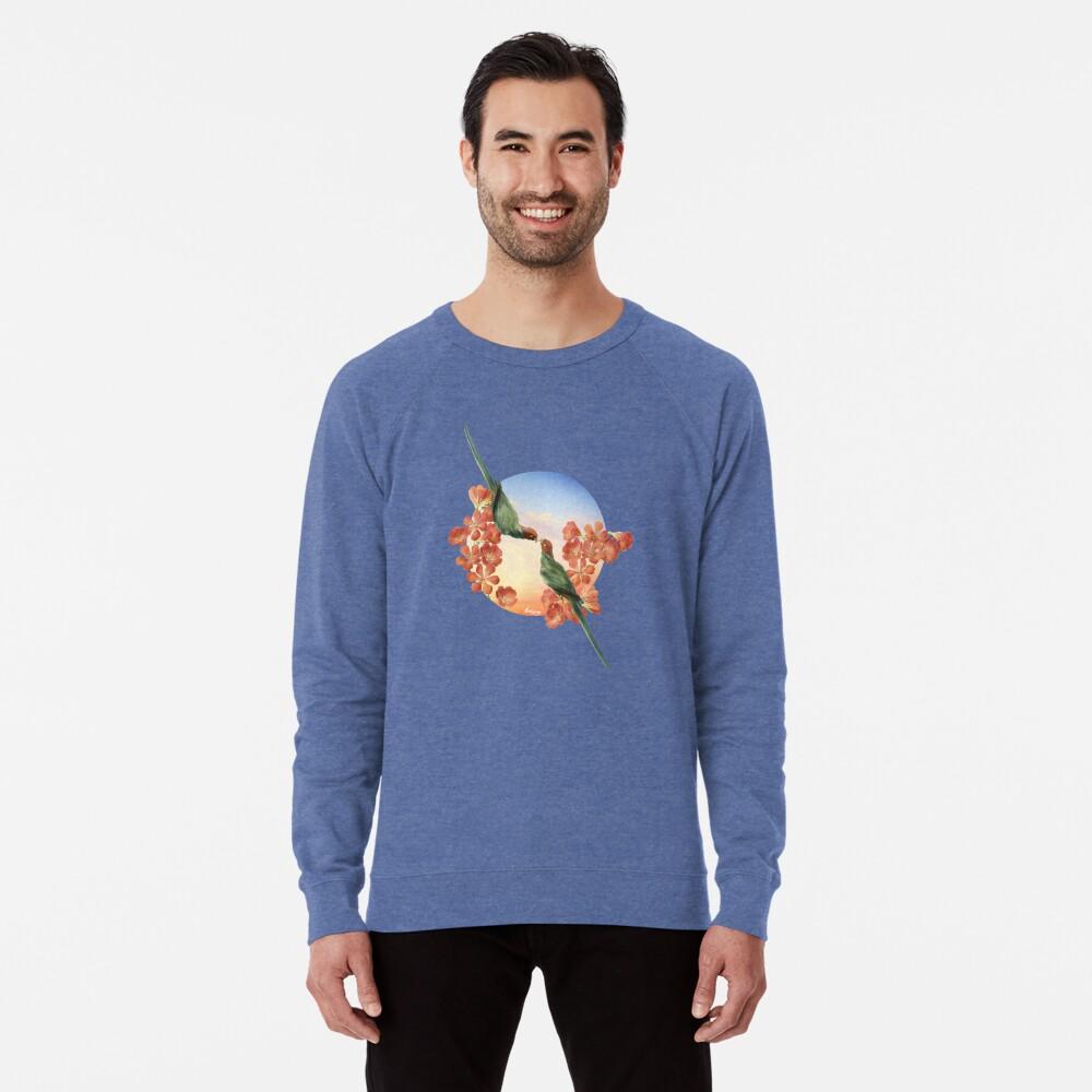 Lover Birds Lightweight Sweatshirt