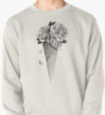 Roses Glacées Sweatshirt