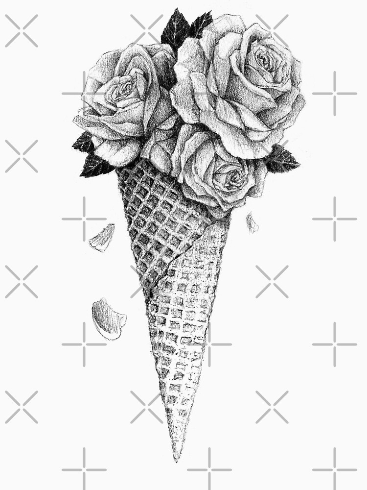 Ice Cream Roses by mikekoubou