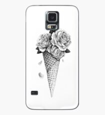 Ice Cream Roses Case/Skin for Samsung Galaxy