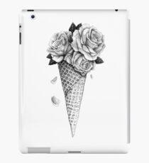 Ice Cream Roses iPad Case/Skin