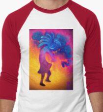5068 Kokopelli Men's Baseball ¾ T-Shirt
