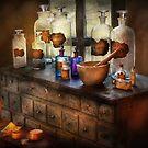 Pharmacist - Medicinal Equipment  by Michael Savad
