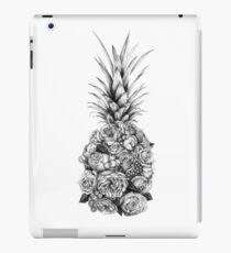 Pineapple Flowers iPad Case/Skin