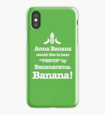 Psych - Banana iPhone Case/Skin