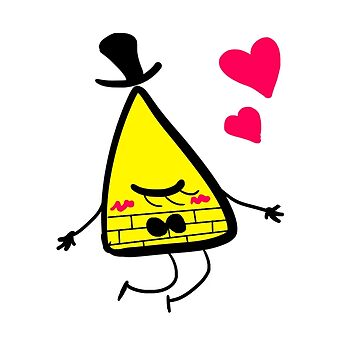 Bill Cipher Cutie by Zora-K