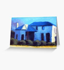 A Cottage in Mt Barker Greeting Card