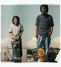 Mitte der 90er Jahre, Jonah Hill, illegale Zivilisation, Schlittschuhlaufen Poster