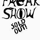 Freak Show by GirlsRockPitt