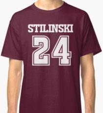 Stiles Stilinski Lacrosse Jersey - Back Classic T-Shirt