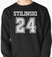 Stiles Stilinski Lacrosse Jersey - Back Pullover