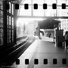 Bahnhof Friedrichstraße by Markus Mayer