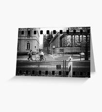Unter den Linden Greeting Card