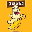 Go Bananas! by zoljo