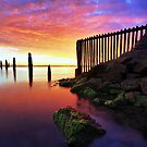 Queensland sunrises and sunsets by David James