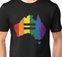 LGBT equality Australia Unisex T-Shirt