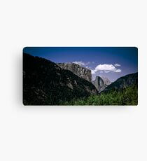 First View Canvas Print