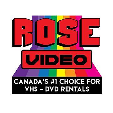 Rose Video von kjanedesigns
