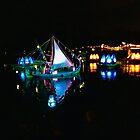 River Of Lights von Laura Puglia