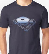 Turntable too Unisex T-Shirt
