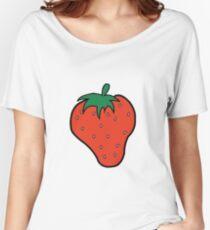 Superfruit Strawberry Merch Women's Relaxed Fit T-Shirt
