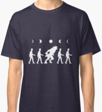werewolf  timelapse Classic T-Shirt