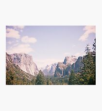 Yosemite beauty Photographic Print