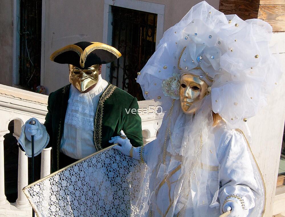 Masks again by vesa50