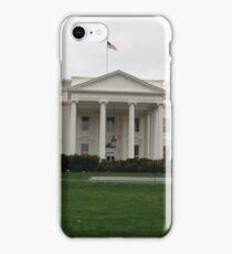 Whitehouse iPhone Case/Skin
