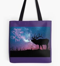Merry Christmas from The North Pole Tote Bag