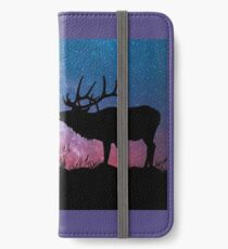 Merry Christmas from The North Pole iPhone Wallet/Case/Skin