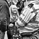 Protest 5 by Gareth Jones