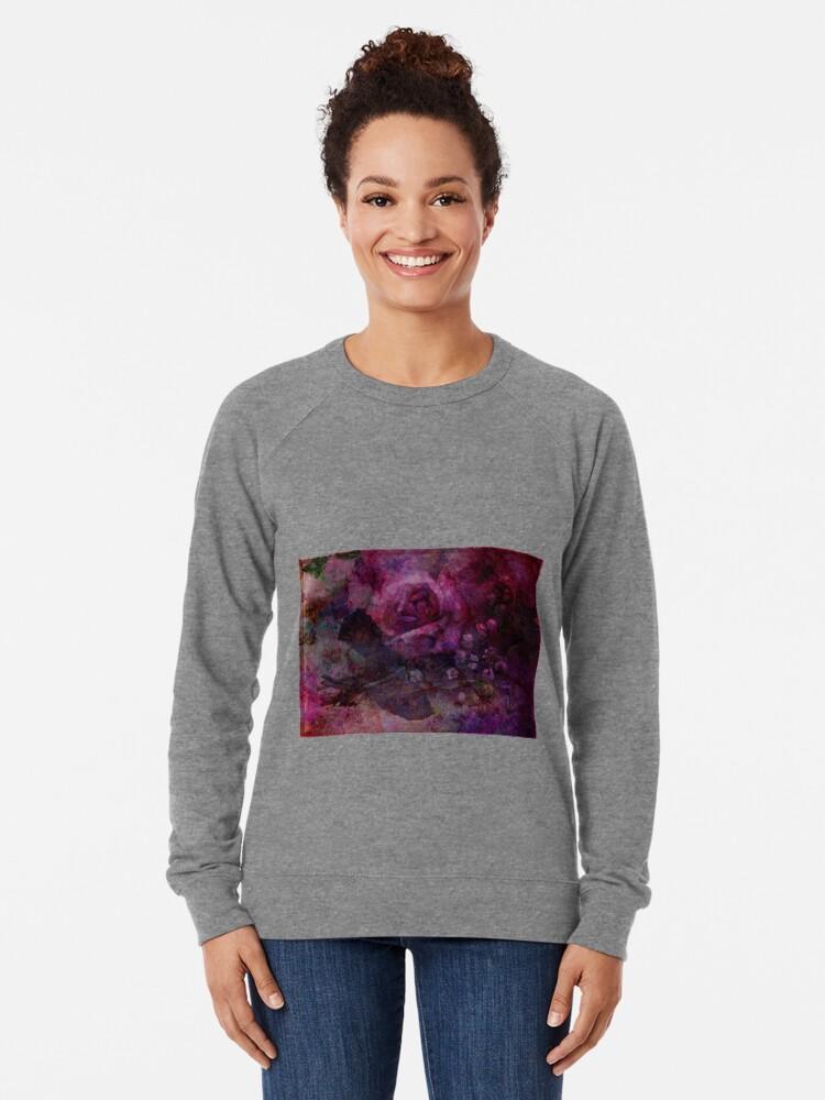 Alternate view of Valley Rose Lightweight Sweatshirt
