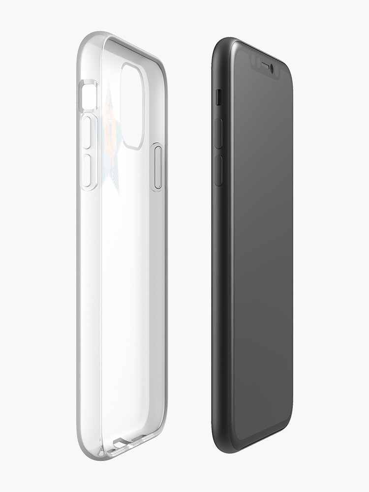 Coque iPhone « Jus l'étoile », par theycallmecraft