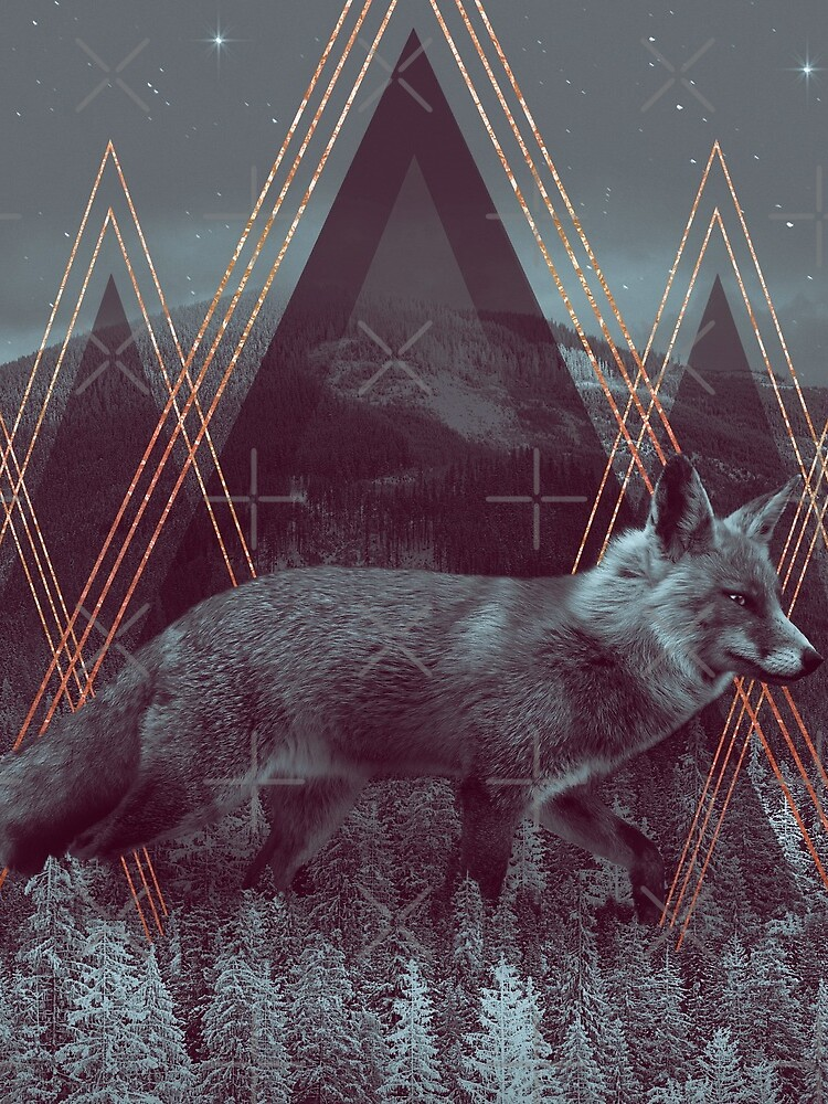 In Wildness | Fox by soaringanchor