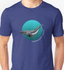 WS Humpback Design - by Linda Cox 03W Unisex T-Shirt