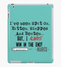 Hilarious Nurse Quote iPad Case/Skin