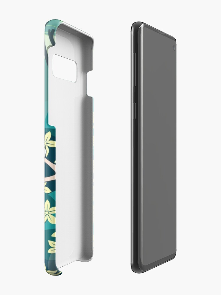 Alternate view of Field of Flowers (Adventure Time) Case & Skin for Samsung Galaxy