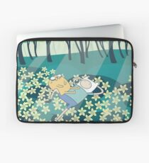 Blumenfeld (Adventure Time) Laptoptasche