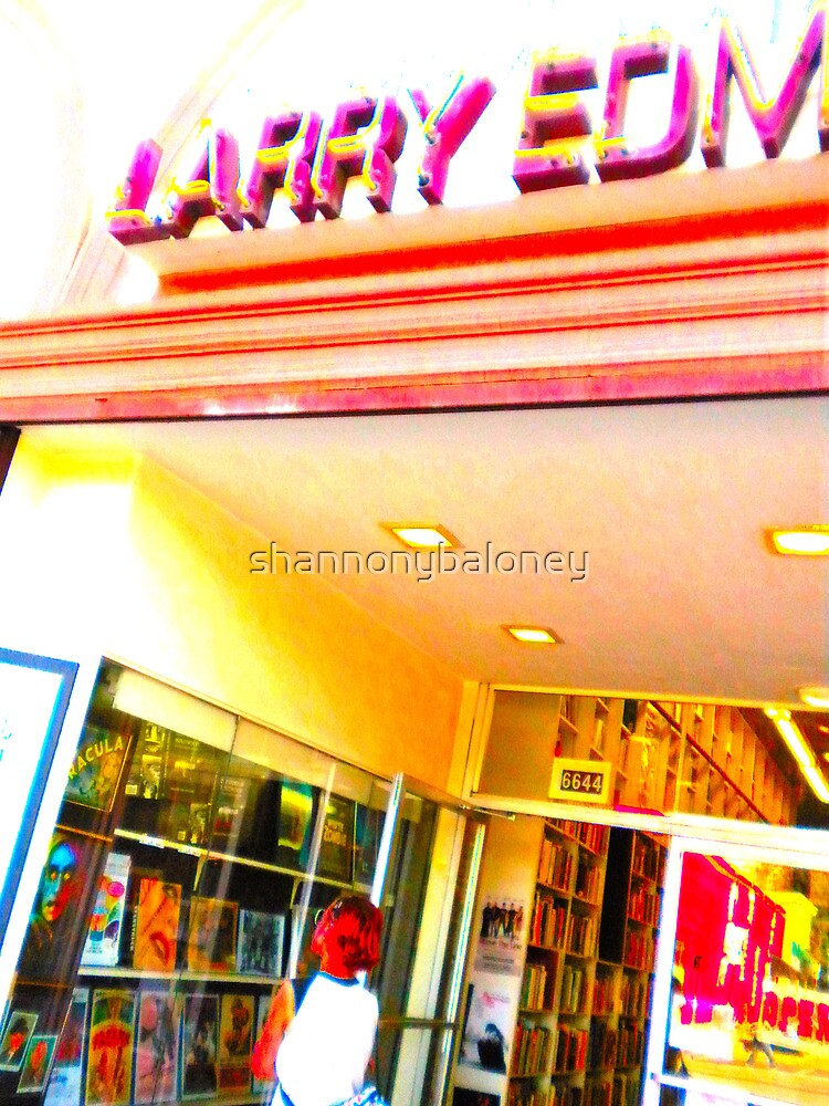 larry's books by shannonybaloney