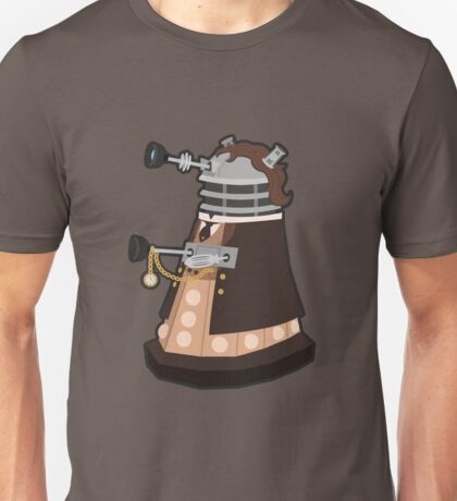 Daleks in Disguise - Eighth Doctor T-Shirt