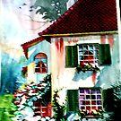 Country house by Font  Rodica-Luminita