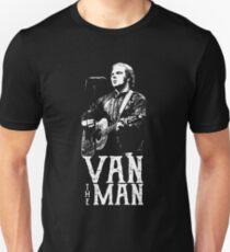 Camiseta ajustada Van The Man Morrison
