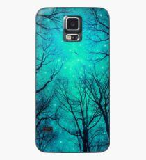 Eine gewisse Dunkelheit wird benötigt II Hülle & Klebefolie für Samsung Galaxy