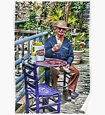 The Ice Cream Man Poster
