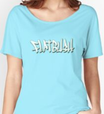FLATBUSH Relaxed Fit T-Shirt