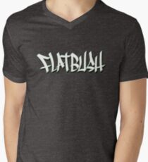 FLATBUSH V-Neck T-Shirt