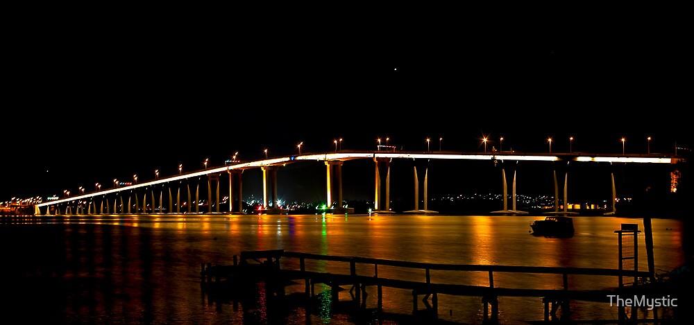 Tasman Bridge by TheMystic