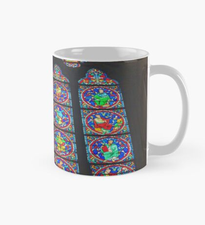 In Homage of the Notre-Dame Cathedral in Paris - LOVE wins in the end! Mug