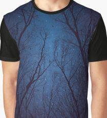 Ich habe die Sterne zu sehr geliebt Grafik T-Shirt